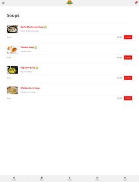 HHBuffaloGrove Online Ordering screenshot 5