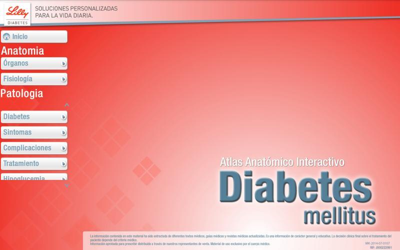 Patología y fisiología de la diabetes mellitus.