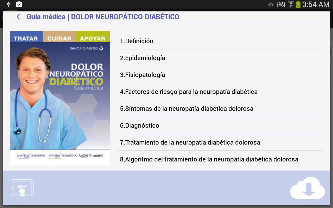 complicaciones diabetes 2