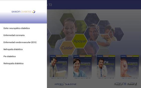 Complicaciones diabetes tipo 2 screenshot 9