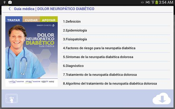 Complicaciones diabetes tipo 2 screenshot 2