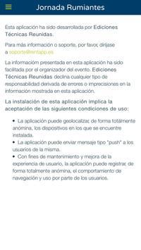 Jornada Rumiantes - Trouw apk screenshot