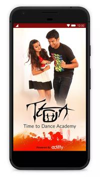 Time To Dance Academy, Vasai west poster