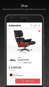 Archiproducts screenshot 2