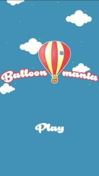 Balloonmania poster