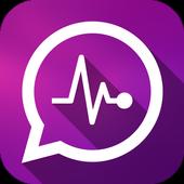 Icona Notifica di Whatapp Tracker