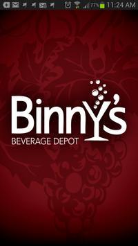 Binny's poster
