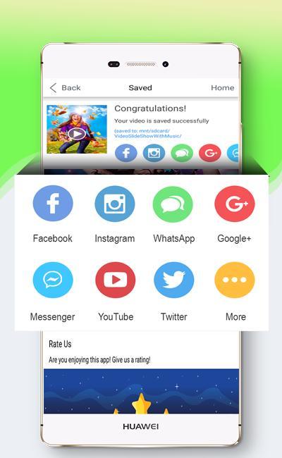 viva Video editor & Video Slideshow Maker for Android - APK
