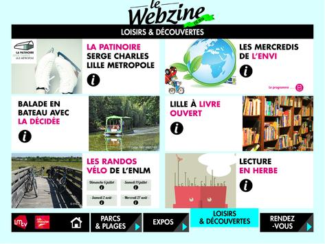 LM-TV - LE WEBZINE DE L'HEBDO apk screenshot