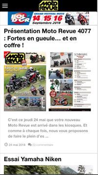 Moto Revue - News et Actu Moto screenshot 2