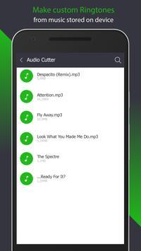 Ringtone maker - mp3 cutter screenshot 4