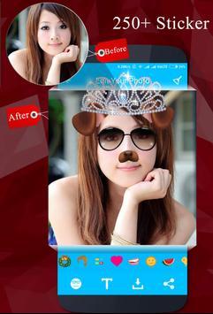 Sticker Photo Editor apk screenshot