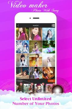 Video Maker Photo With Song apk screenshot