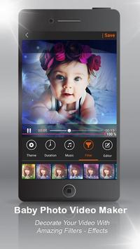 Baby Photo Video Maker apk screenshot