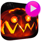 Halloween Video Maker icon