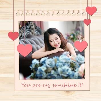 Love Photo Frames 2016 screenshot 15