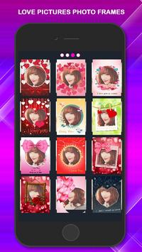 Love Pictures - Photo Frames poster