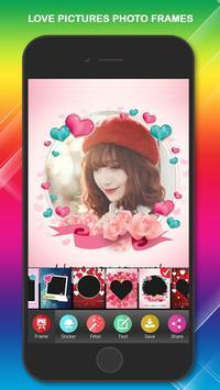 Love Pictures - Photo Frames apk screenshot