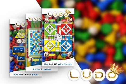 Ludo Classic 2018 poster