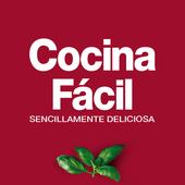 Cocina Fácil Móvil icon