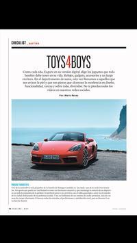 Esquire Latam Revista Español screenshot 5