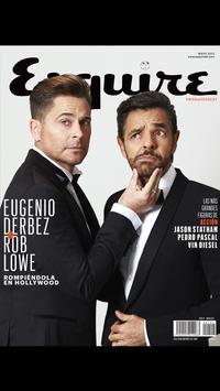 Esquire Latam Revista Español poster