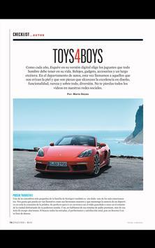 Esquire Latam Revista Español screenshot 13