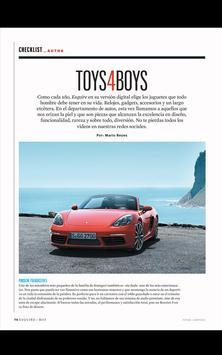 Esquire Latam Revista Español screenshot 21