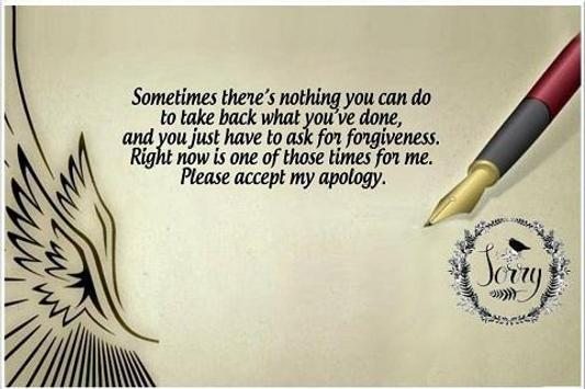 Apologize Quotes | Apologize Quotes Images For Android Apk Download