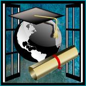 Graduation Wishes Card icon