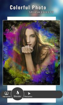 Colorful Photo Splash Effects screenshot 12