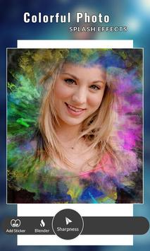 Colorful Photo Splash Effects screenshot 6