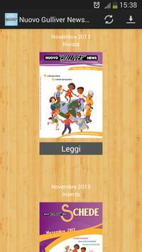 Nuovo Gulliver News Reader poster