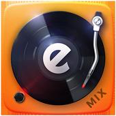 edjing Mix: DJ musiekmixer-icoon