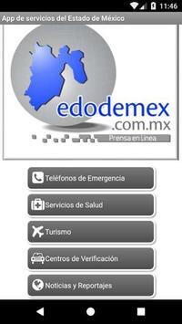 App de servicios del Estado de México poster