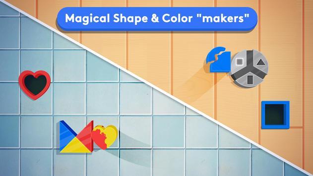 Busy Shapes & Colors apk screenshot