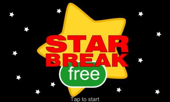 Star Break Free poster