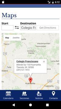 Colegio Franciscano screenshot 2