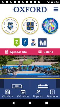 Centro Educativo Oxford poster