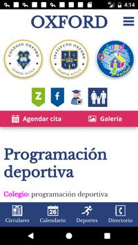 Centro Educativo Oxford apk screenshot