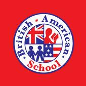 British American School icon
