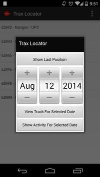 Trax Locator screenshot 2