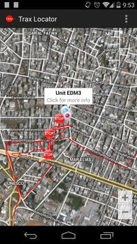 Trax Locator screenshot 3