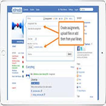 تسجيل الدخول Edmodo.org