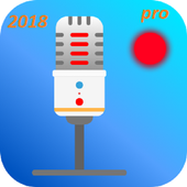 Audio Recorder Pro icon