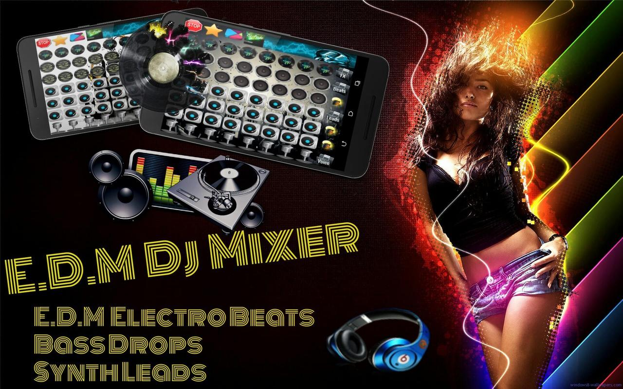 E.D.M Electro House Dj Loops APK Download - Gratis Musik