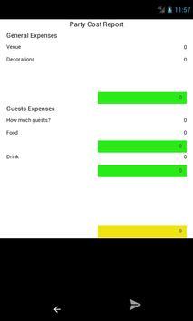 Party Cost apk screenshot