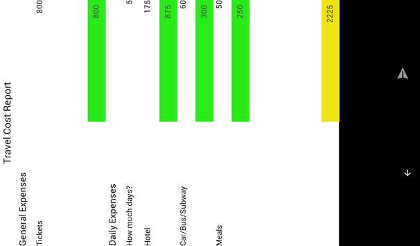 Travel Cost screenshot 12