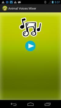 Animal Voices Mixer screenshot 1