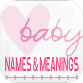 Baby Names and Meaning icon